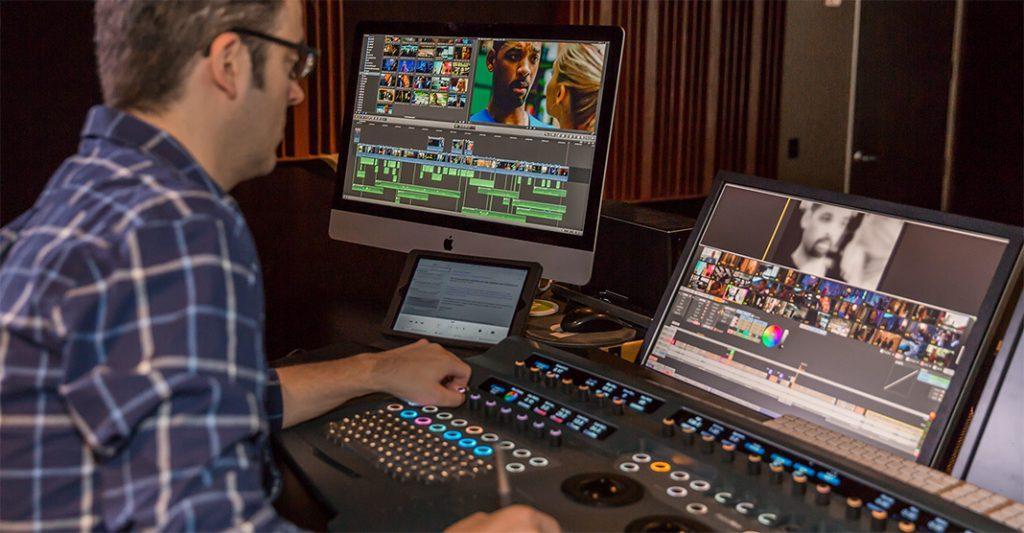 Приложение Final Cut Pro X помогает Голливуду