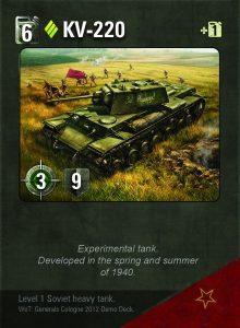 новая ККИ - World of Tanks Generals