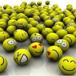 Установить смайлы, эмоции, emoji в iPhone