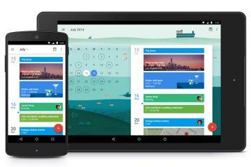 Календарь Google для iOS