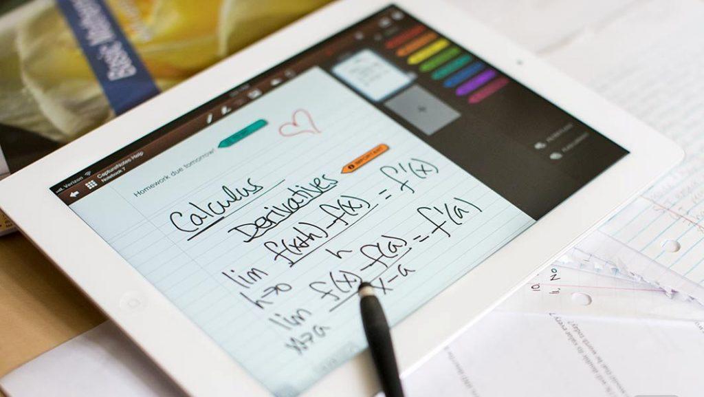 Лучшие блокноты для iPad