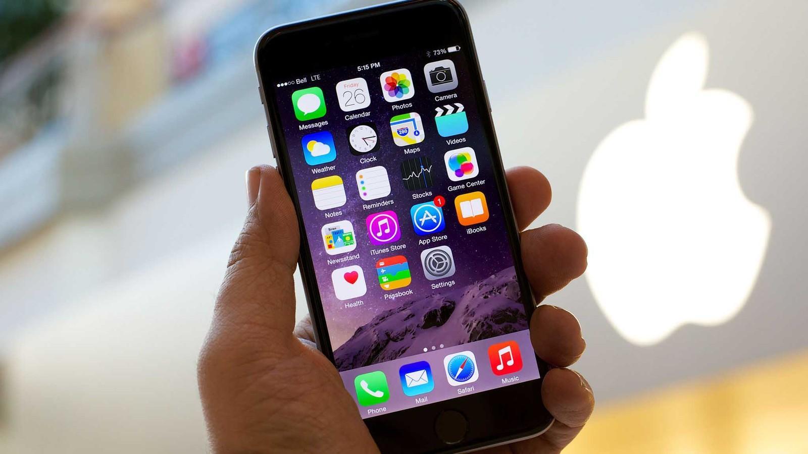 секретные коды для iPhone