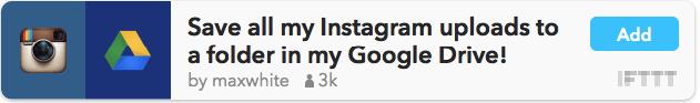 Instagram - GoogleDrive