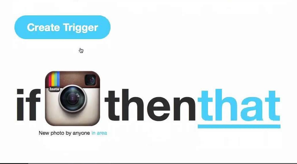 IFTTT Instagram