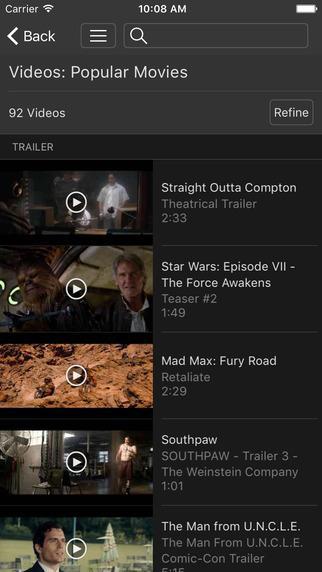 IMDb Movies & TV: Все что вы хотели знать о кинематографе