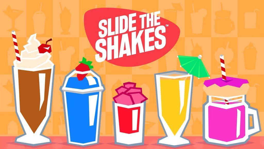 Slide the Shakes игра