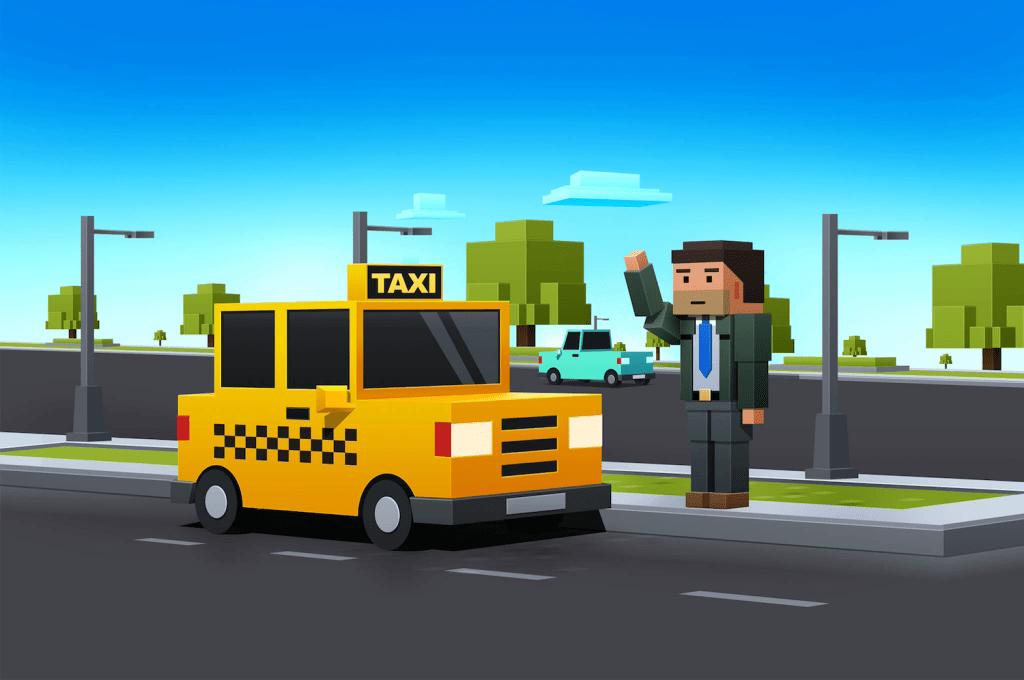 симулятор таксиста