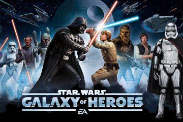 Star Wars: Galaxy of Heroes: Гайд для новичков