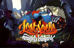 Lost Socks: Naughty Brothers