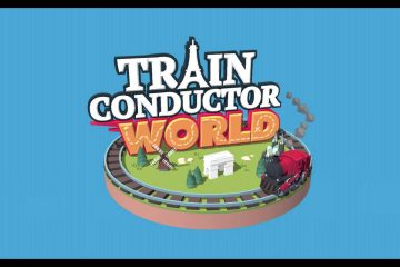 Train Conductor World