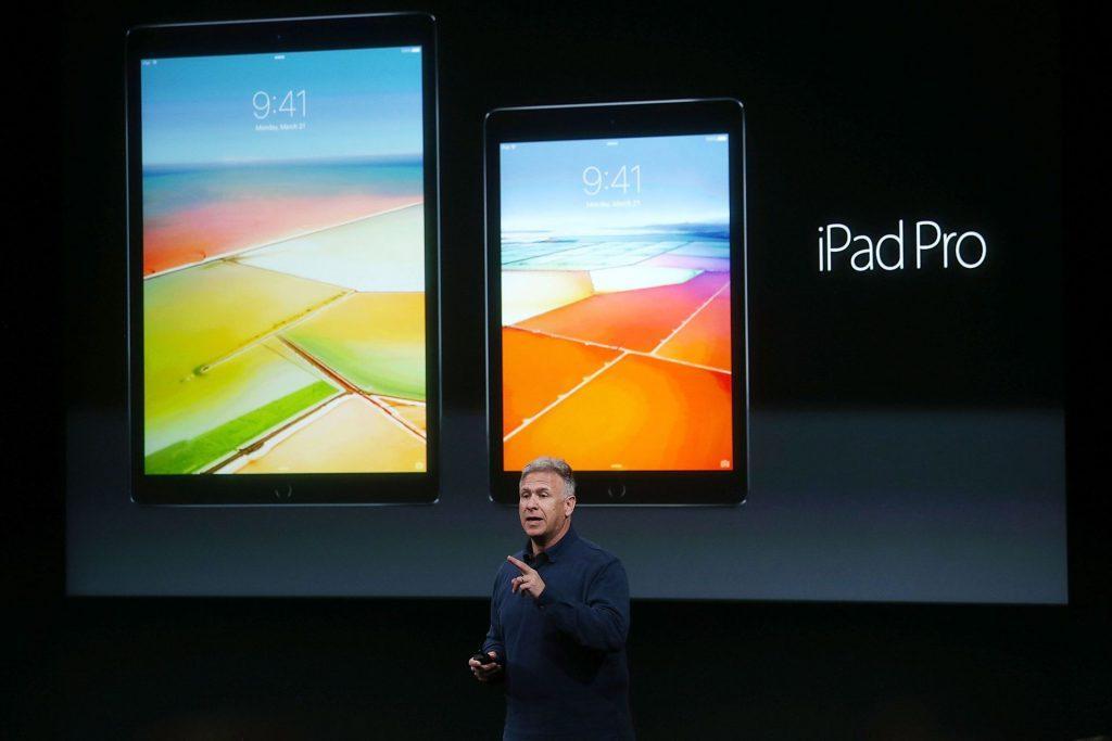 Новые продукты Apple от 21 марта 2016