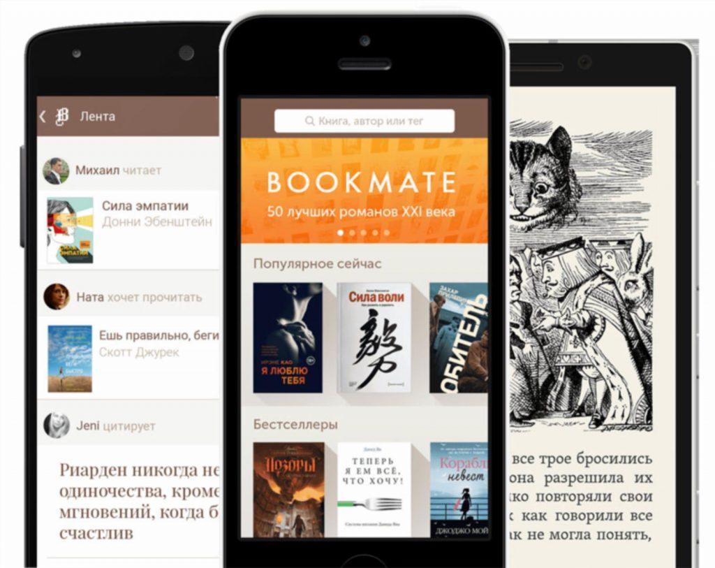 Bookmate читалка для профи