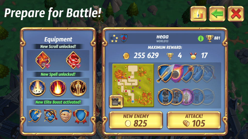 Royal Revolt 0 советы - ферма
