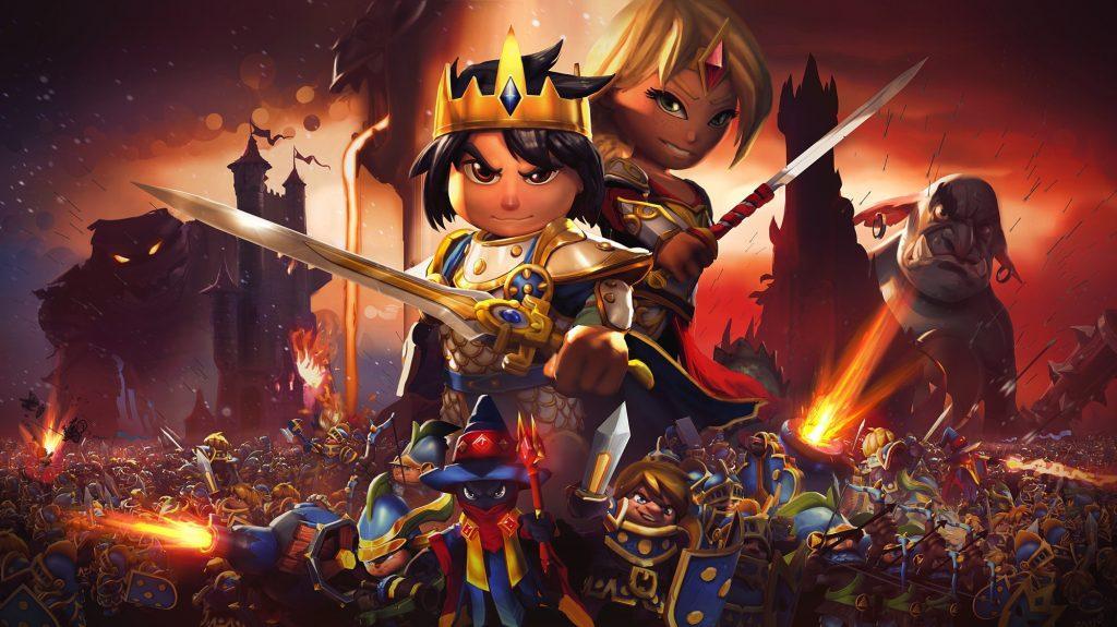 Royal Revolt 2: советы, читы, защитные стратегии для базы