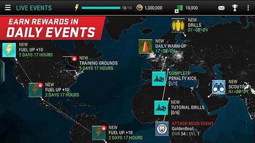 FIFA Mobile Football: советы, крафт, как играть