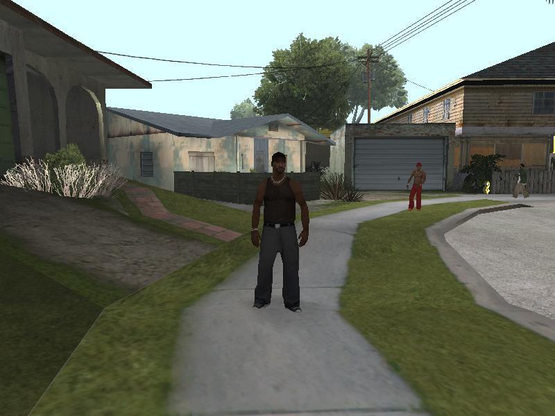 GTA: San Andreas - прохождение, убивайте наркодилеров