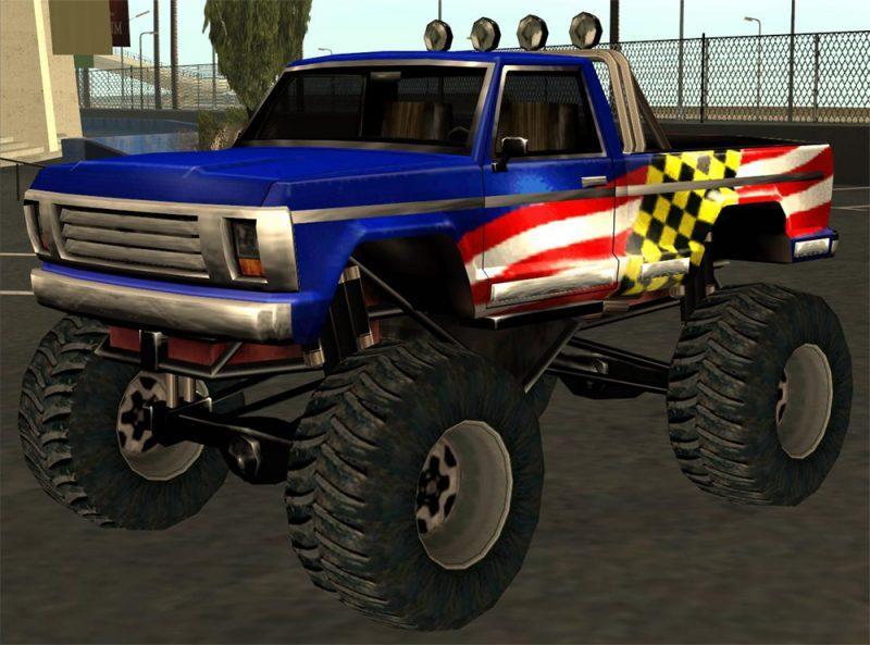 GTA Monster
