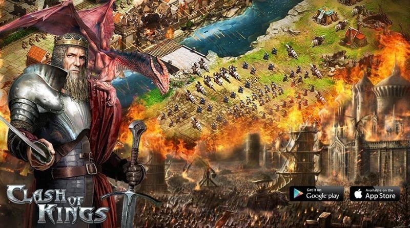 Clash Of Kings: рекомендации и советы по прохождению игры