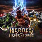 Heroes of Order & Chaos: гайд для новичков