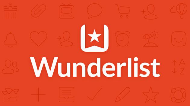 Wunderlist: списки текущих дел