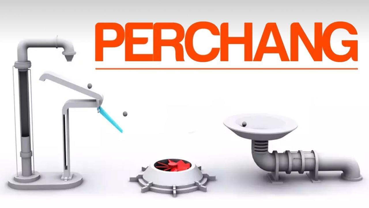Perchang - красивая головоломка, обзор