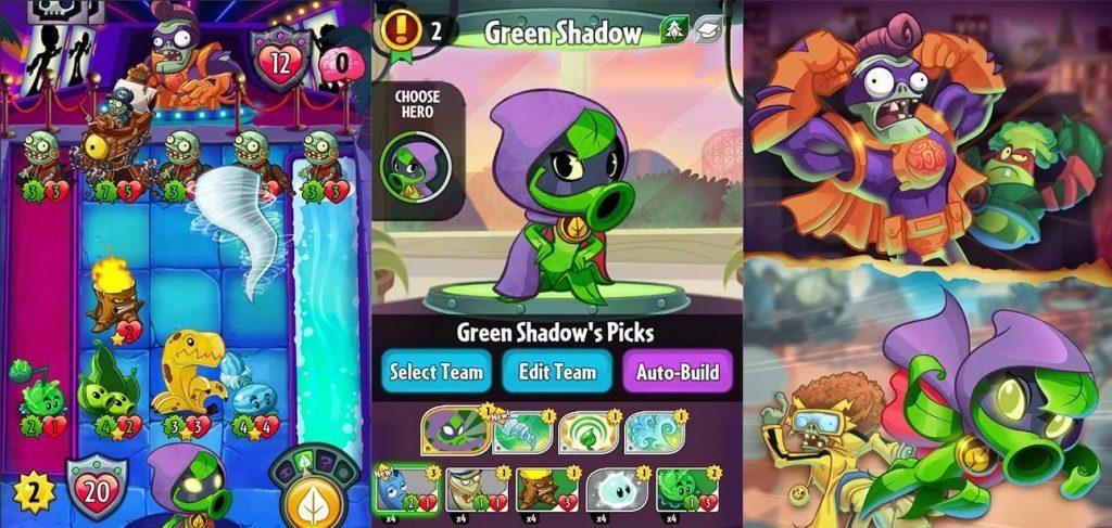 Plant vs Zombies Heroes - топ игра на iOS 2016 года по версии AppStore