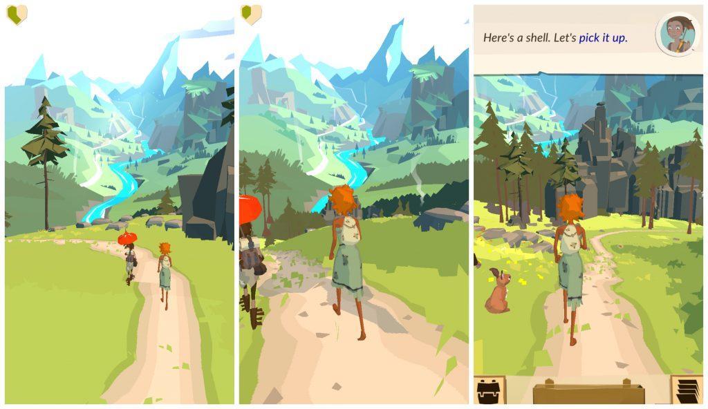 the trail - топ игра на iOS 2016 года по версии AppStore