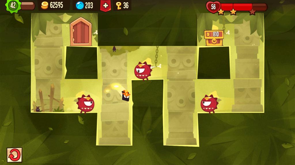 Как создать лучшее подземелье в King of Thieves?