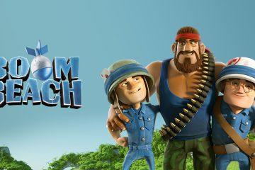 Boom Beach: расстановка базы