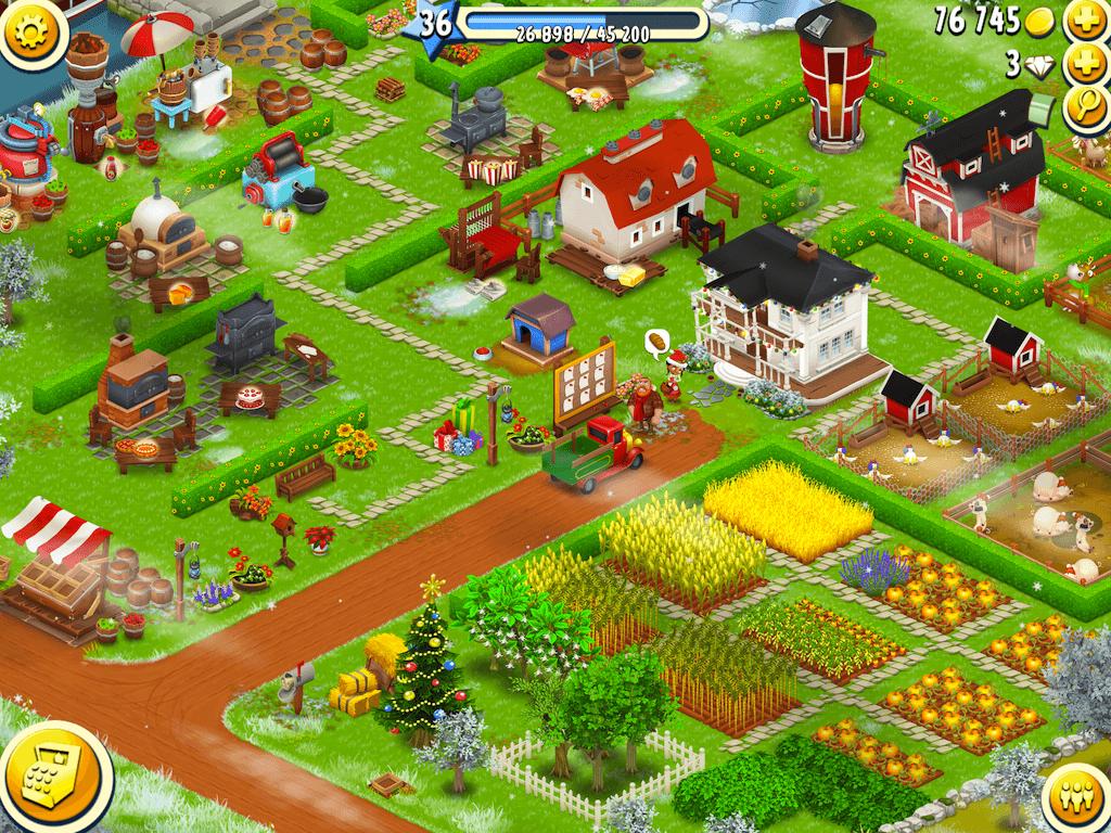 Как играть в симулятор фермы Hay Day: советы, секреты, читы
