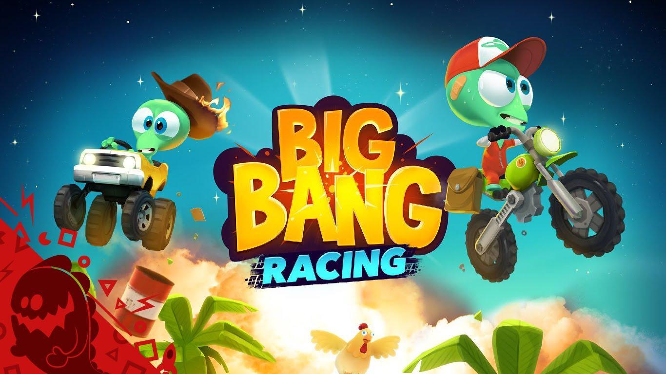 Big Bang Racing или сумасшедшие гонки инопланетян