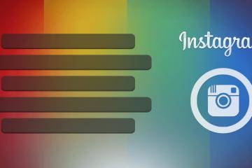 Как подписать фото в Инстаграм