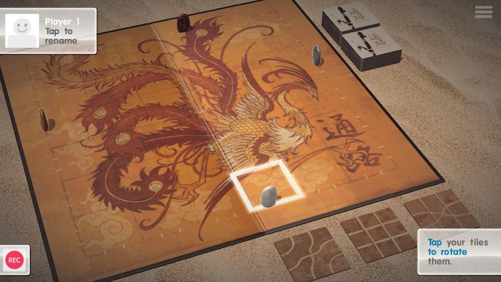 Tsuro - мобильная версия классической настольной игры