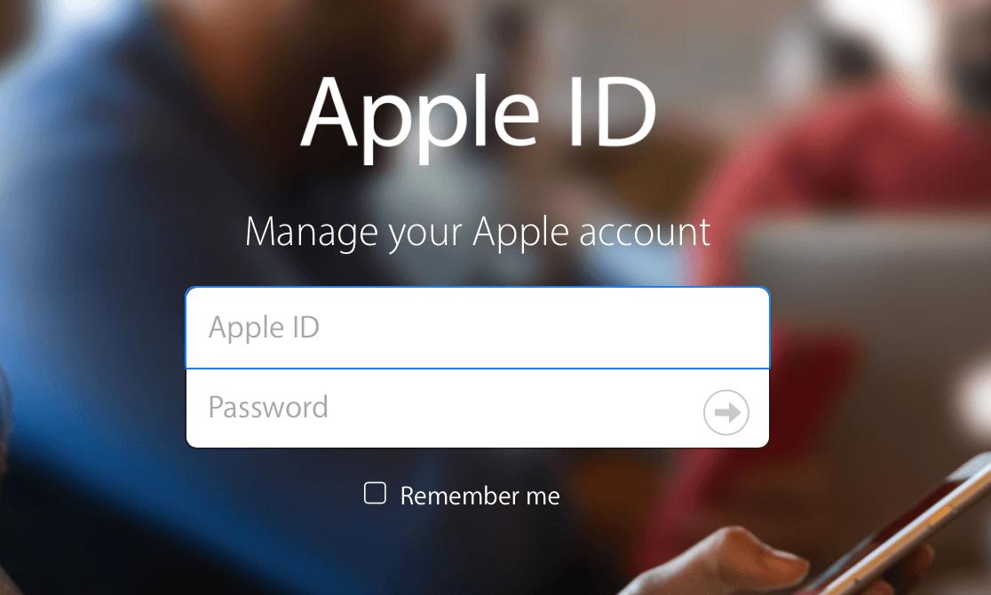 Создание Apple ID без платежной или кредитной карты