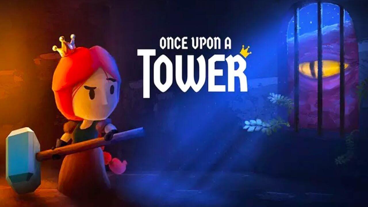 Once Upon a Tower – бой отважной принцессы против дракона