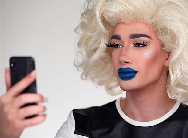 Американский визажист попытался обмануть Face ID на iPhone X с помощью макияжа