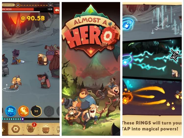 Almost a Hero: гайд и тактика