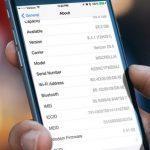 Как узнать серийный номер у iPhone и зачем он