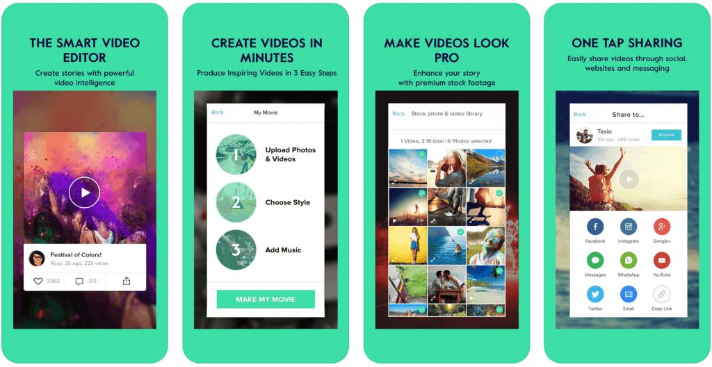 Бесплатные приложения для обработки видео, видеомонтаж на iPhone