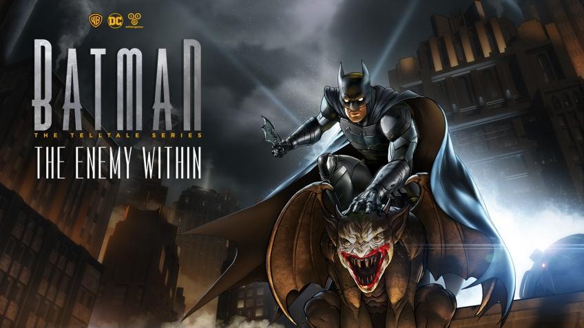 Batman: The Enemy Within. Второй эпизод: с чем придется столкнуться в этот раз?