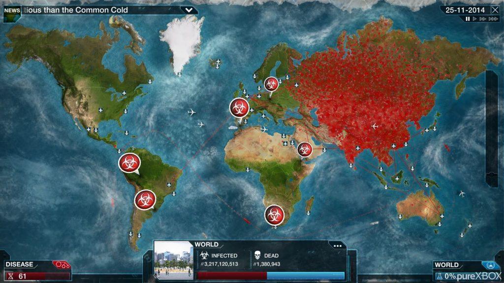 Plague Inc. прохождение: гайд и советы по игре