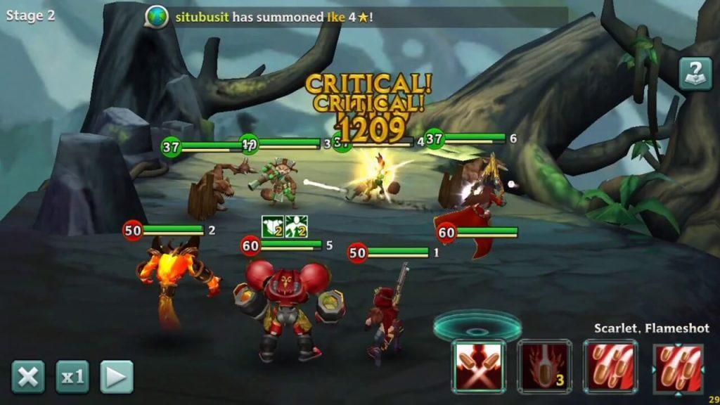 Alliance: Heroes of the Spire - обзор игры