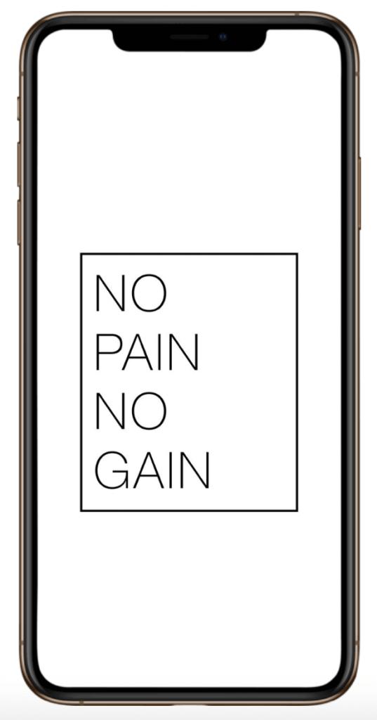 Motivetica — создай вдохновляющие и мотивационные обои для iPhone