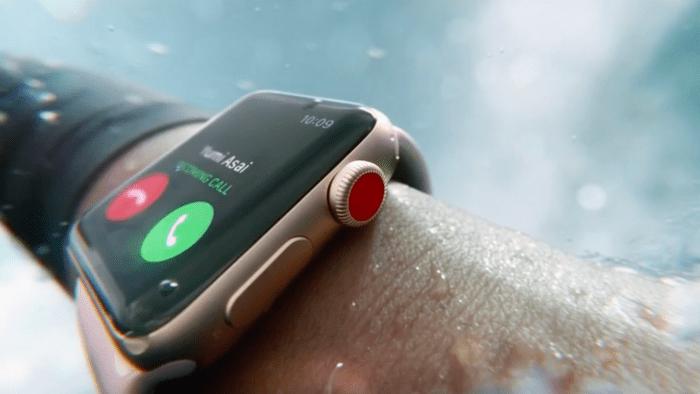 тренировки сApple Watch
