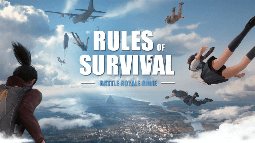 Прохождение игры Rules of Survival: советы и хитрости