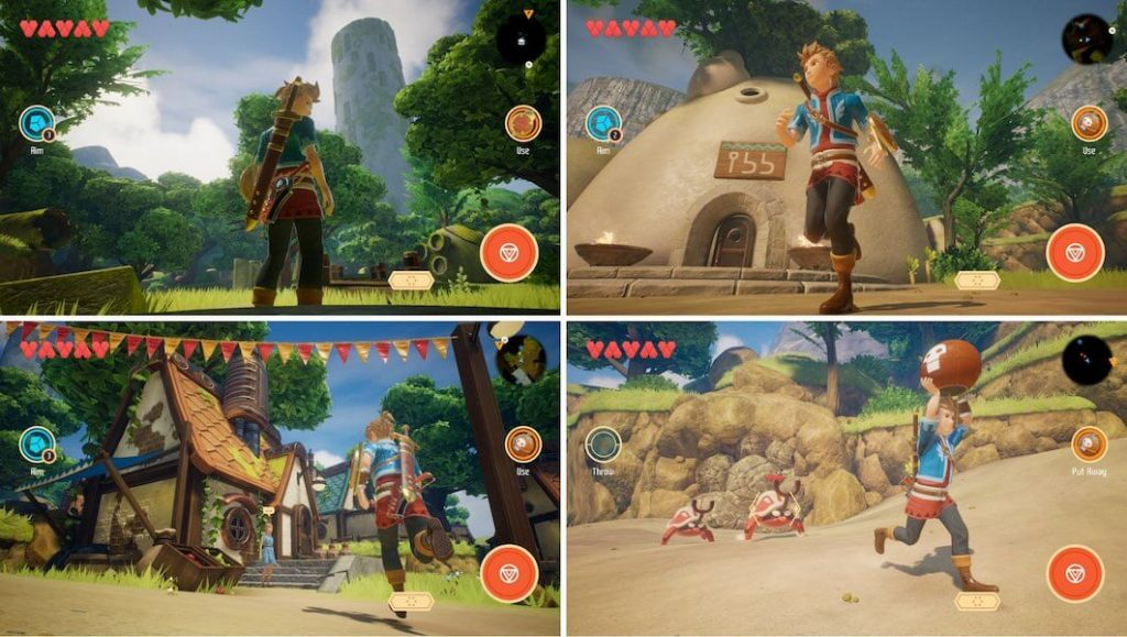 Oceanhorn 2: Knight of the Lost Realm iOS