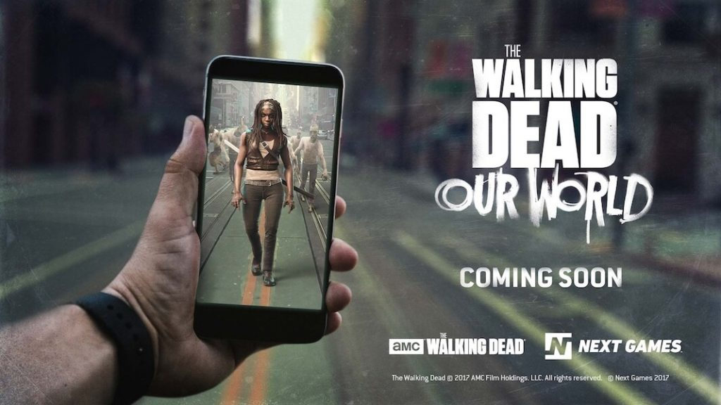 The Walking Dead: Our World iOS
