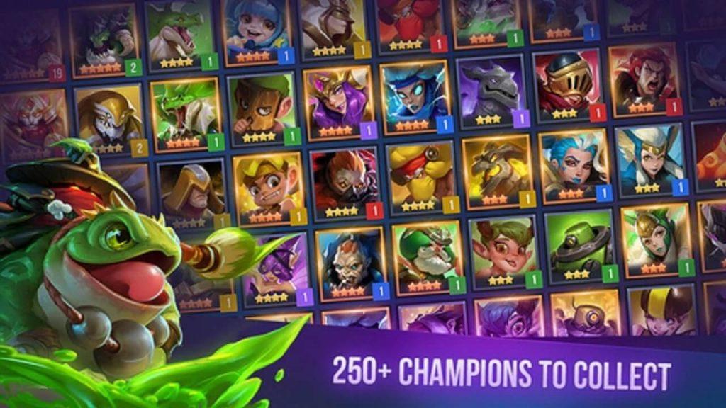 Dungeon Hunter Champions: описание героев, кого качать