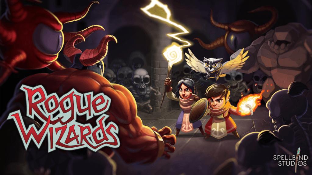 Rogue Wizards —обзор, мини-гайд и советы для прохождения