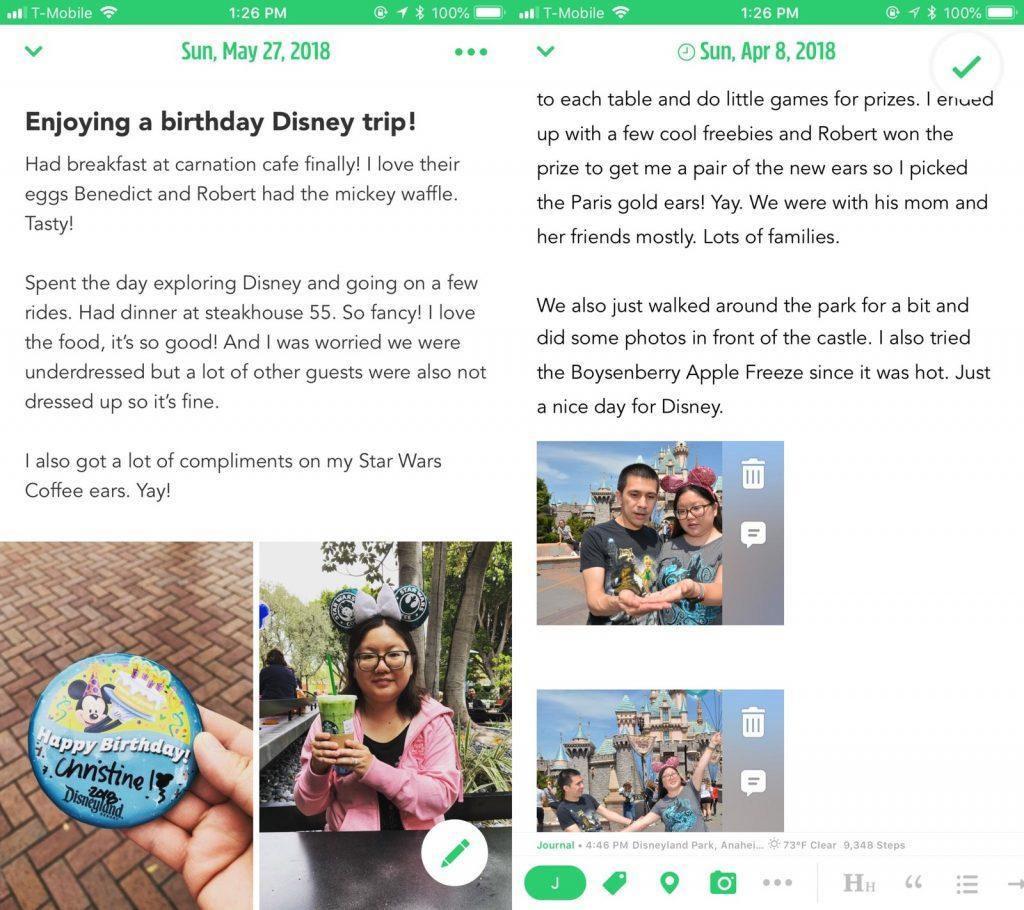 Day One для iPhone і iPad: інструкція для початківців